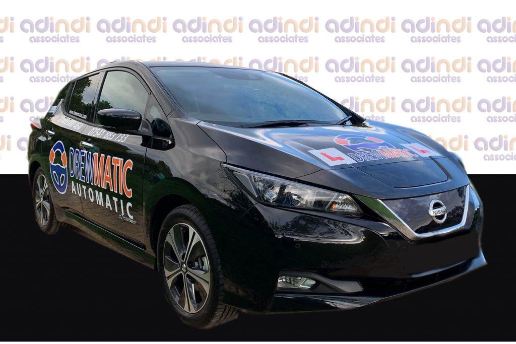 adindi dual-controlled cars