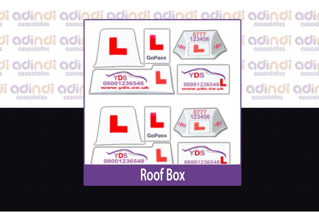 Roof Boxes adindi
