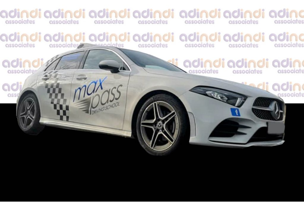 adindi dual controlled lease vehicle driving schools