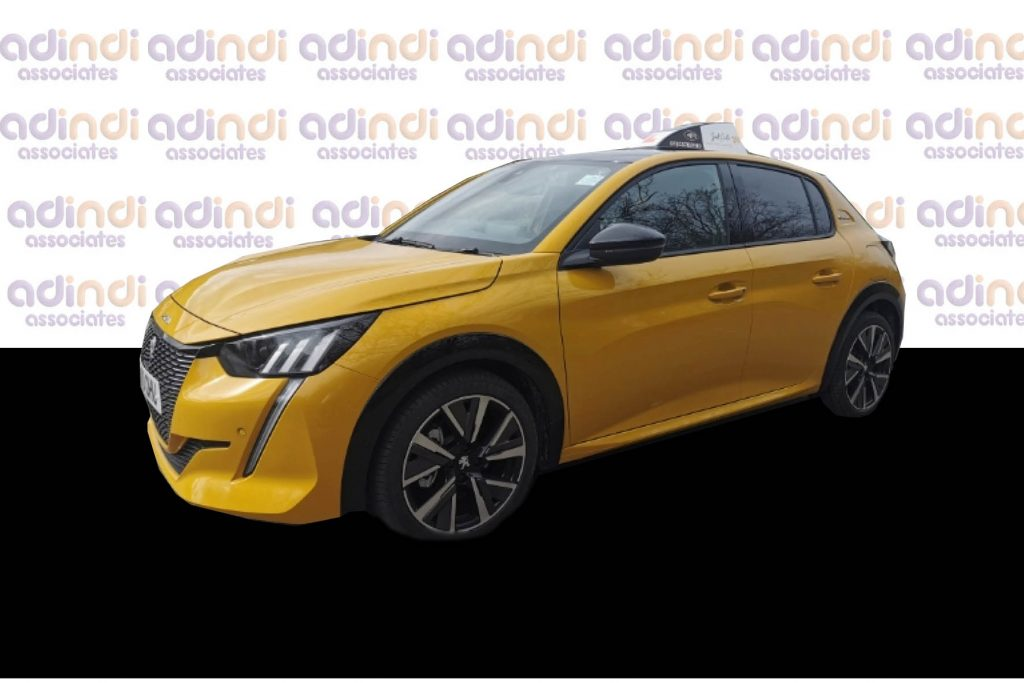 adindi dual control car lease